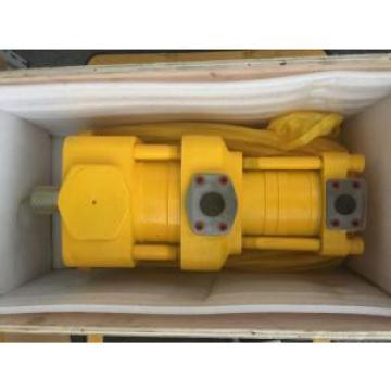 SUMITOMO QT4233 Series Double Gear Pump QT4233-25-16F