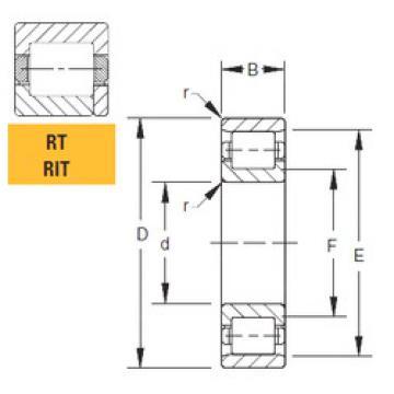 Bearing 125RIT551 Timken