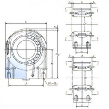 Bearing 110PCR2502 NSK