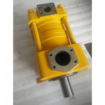 Japan imported the original SUMITOMO QT2222 Series Double Gear pump QT2222-8-4F