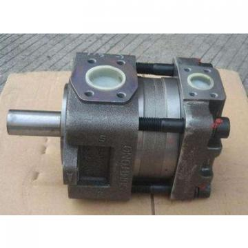 Japan imported the original SUMITOMO QT2222 Series Double Gear pump QT2222-6.3-6.3-A
