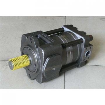 Japan imported the original SUMITOMO QT2222 Series Double Gear pump QT2222-4-4-A