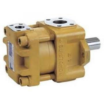 Japan imported the original SUMITOMO QT51 Series Gear Pump QT51-125E-A