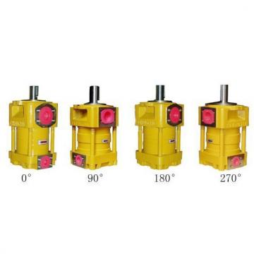 Japan imported the original SUMITOMO QT3222 Series Double Gear Pump QT3222-12.5-6.3F
