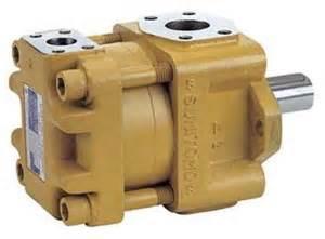 Japan imported the original pump QT23 Series Gear Pump QT23-4L-A