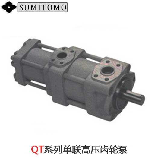 SUMITOMO  Japan imported the original QT63 Series Gear Pump QT63-125F-A