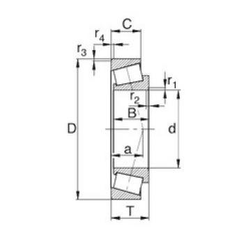 Bearing 3780F1/3720 KBC
