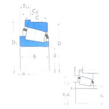 Bearing 395/394AB Timken