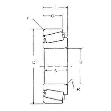 Bearing 3880/3820 FBJ