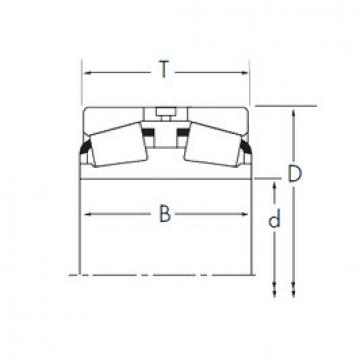 Bearing 389DE/382A+Y2S-382A Timken