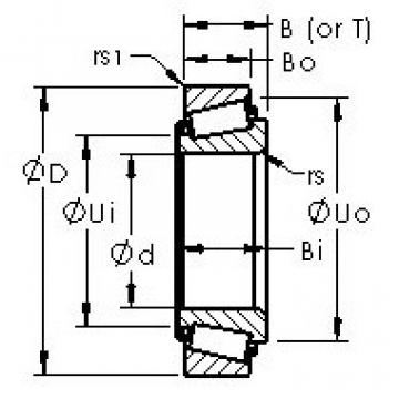 Bearing 387A/382A AST