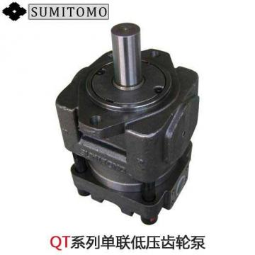 Japan imported the original SUMITOMO QT3223 Series Double Gear Pump QT3223-12.5-4F