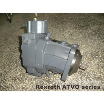R909611255 A7VO80LRH1/61R-PZB01-S REXROTH AXIAL-PISTON PUMP