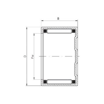 BK283818 CX Cylindrical Roller Bearings